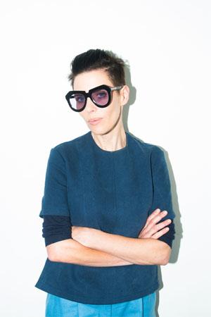 Designer Karen Walker