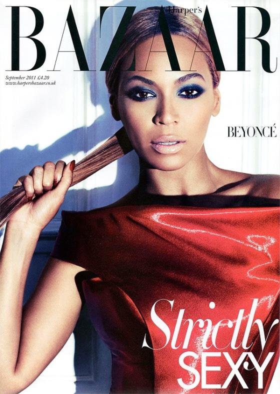 Harper's Bazaar Sept 2011