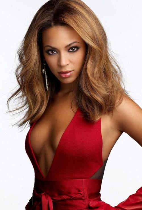 Christmas Beyonce