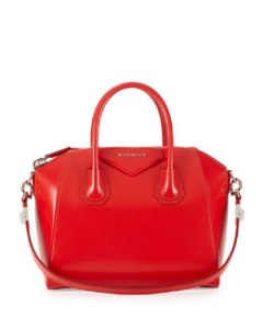Givenchy Antigo Box Calf Satchel