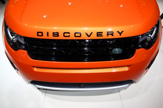"""The new Land Rover Discovery Sport, starting at 32,395 pounds ($53,400), will come to market in 2015 as Land Rover's cheapest model after the Defender offroader and urban Range Rover Evoque."" - BLOOMBERG"
