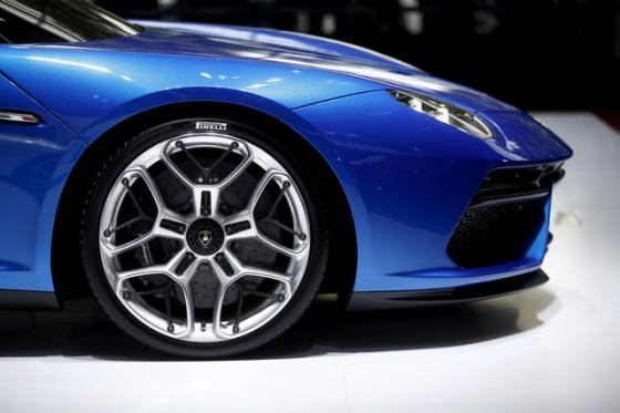 Lamborghini's Asterion