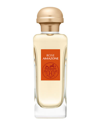 Hermès  Rose Amazone Eau de Toilette Spray, 100 mL $152