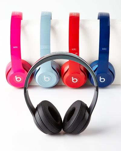 Beats By Dr. Dre  Beats Solo 2 HD On-Ear Headphones $200