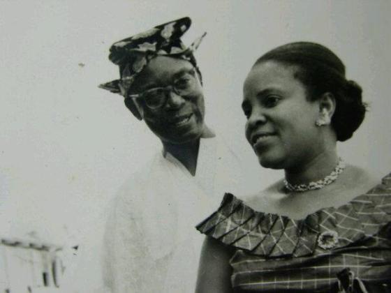 Flora Azikiwe (1963 - 1966)