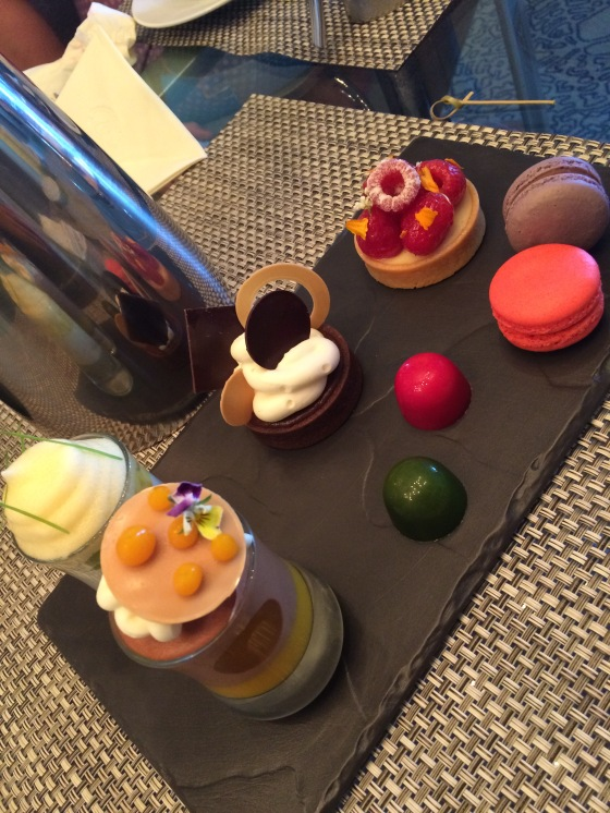 St. Regis Welcome Dessert Tray