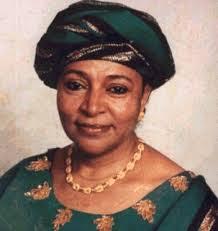 Maryam Abacha (1993 - 1998)