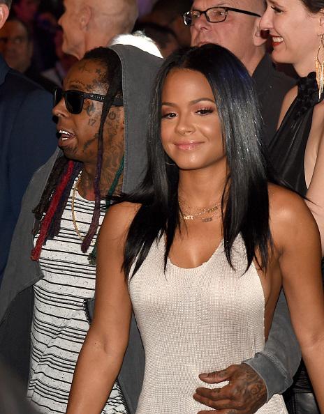 Lil Wayne & Christina Milian