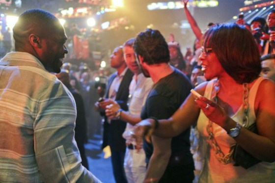 50 Cent & Gayle King