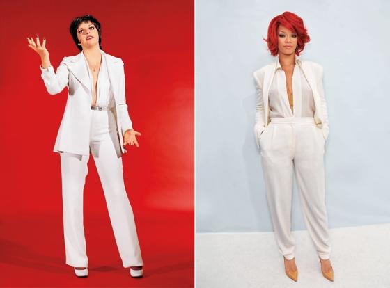 Liza Minnelli :: Rihanna