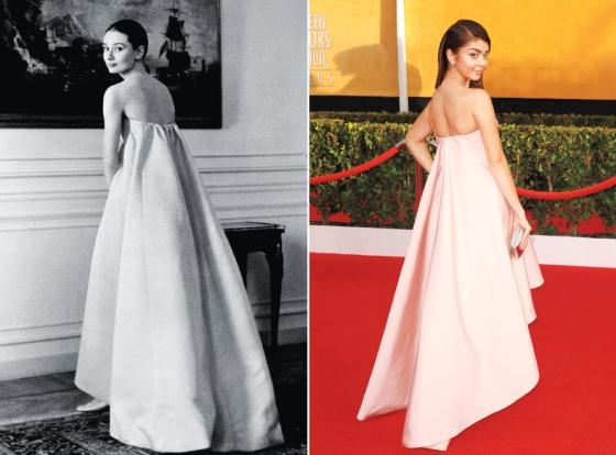Audrey Hepburn :: Sarah Hyland