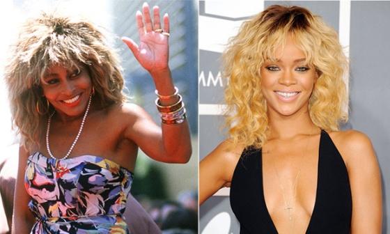 Tina Turner :: Rihanna
