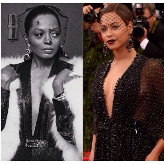 Diana Ross : Beyonce