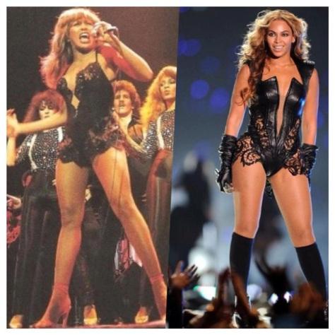 Tina Turner :: Beyonce