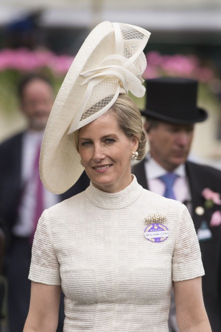 Sophie-countess-of-wessex-ascot-2015