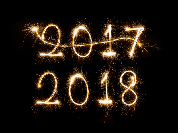 Good Riddance 2017, Hello, 2018!